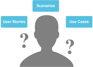 Confused by user stories, scenarios, and use cases?